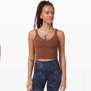 SOLD NWT Ancient Copper Align Tank